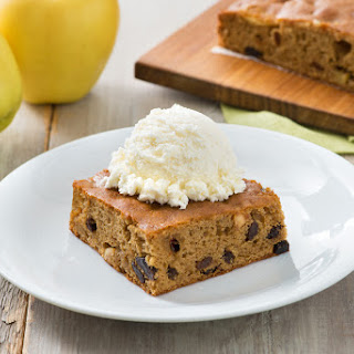Apple PB Cake