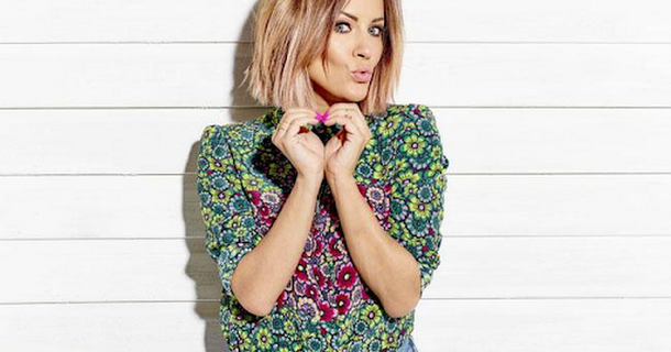 Caroline Flack thrilled with Love Island BAFTA noms