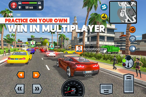 Car Driving School Simulator  screenshots 3