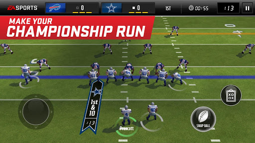 Madden NFL Mobile screenshot 2