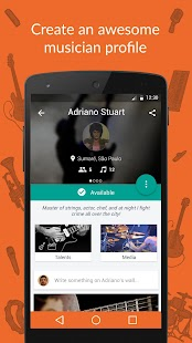 fleeber - Musicians Network- screenshot thumbnail