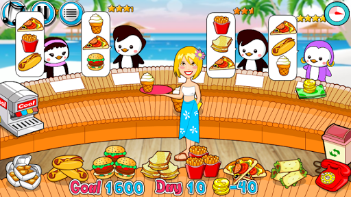 My Penguin Restaurant 1.1.3 screenshots 1