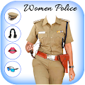 Women Police Photo Suit Editor - Fashion Police