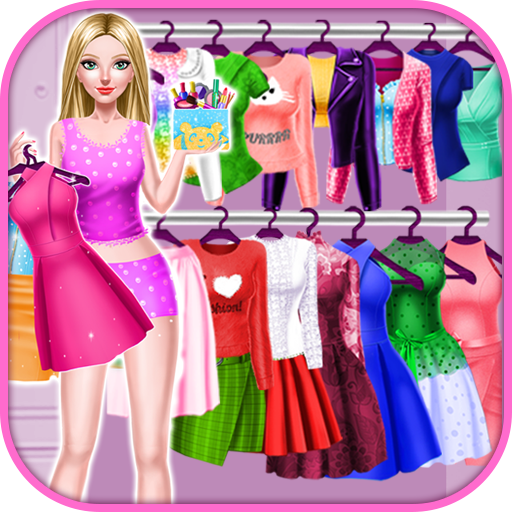 Internet Fashionista - Dress up Game