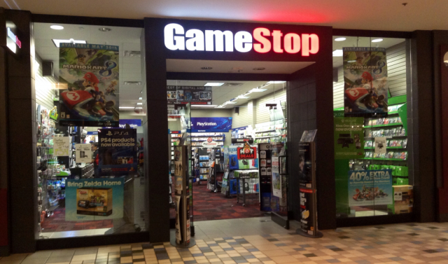 GameStop lays off 120 corporate staffers as stock continues to ...