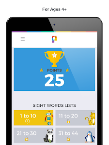 Pocket Sight Words v1.1