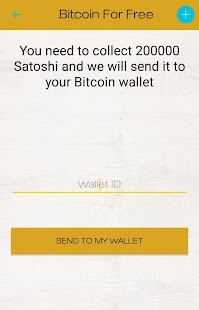 Bitcoin For Free - náhled
