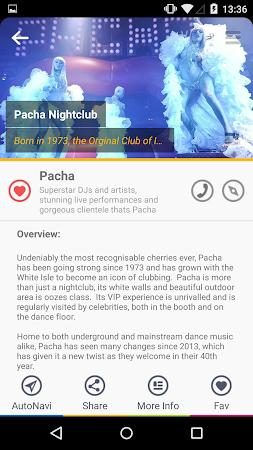 Clubbers App to Ibiza 3.6 screenshot 2092554