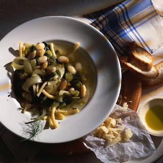 Toskanischer Bohnen-Topf