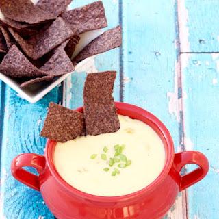 Crockpot Green Chile Queso.