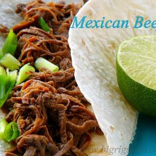 Asado a la Mexicana.