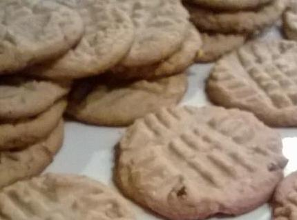 Salted Honey Nut Cookies Recipe