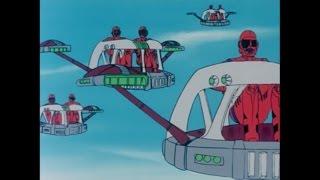 第34話 殺人ロボット大反乱 闘え タンサー5