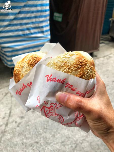 三民市場胡椒餅