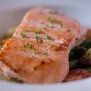 Salmon Nicoise