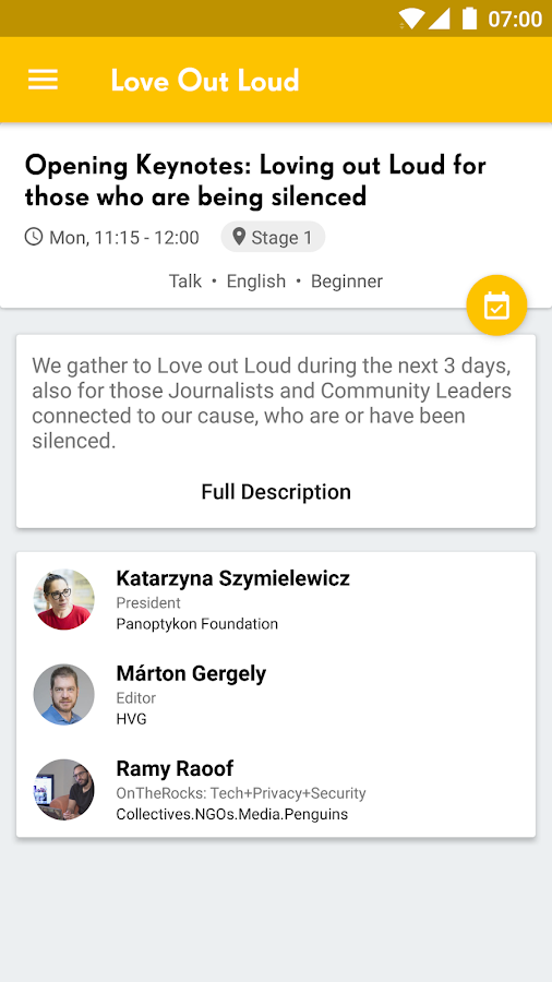 re:publica Europe 2017- screenshot