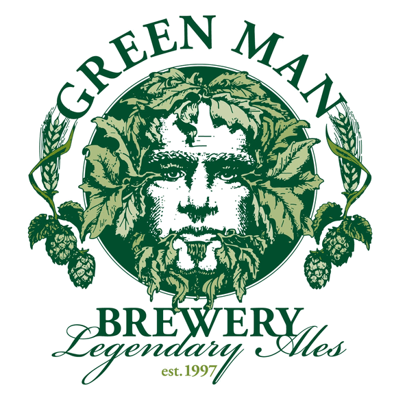 Logo of Green Man Lager