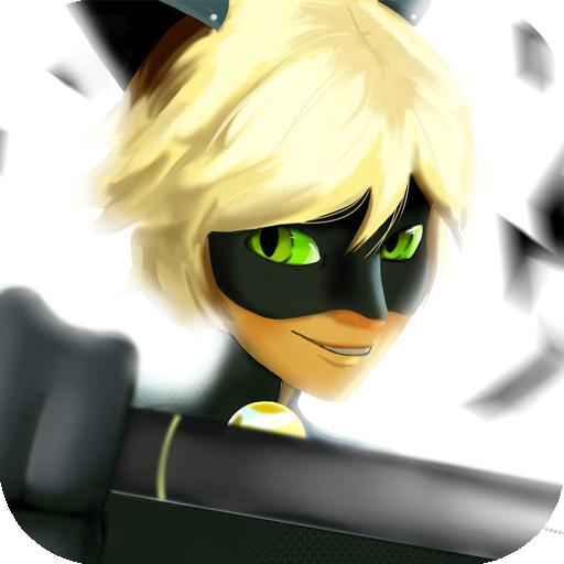 Chat Noir Adventure 冒險 App LOGO-硬是要APP