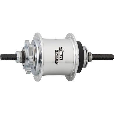 Sturmey-Archer RS-RK3 3 Speed Hub: 32H, 135OLD, 6-Bolt Disc