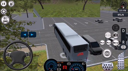 Travego - 403 Bus Simulator  screenshots 3