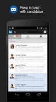 screenshot of LinkedIn Recruiter