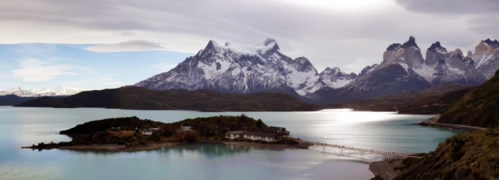 Torres del Paine di Turistinonpercaso