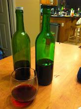 Photo: Table Wine (60/40 Cab/Pinot)