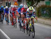 Van der Hoorn blijft eerste peloton voor en bezorgt Intermarché-WG eerste zege