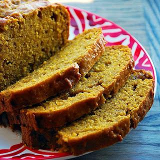 Persian Spiced Pumpkin Bread