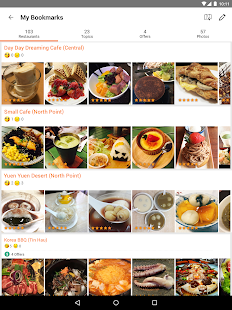 OpenSnap: Photo Dining Guide- screenshot thumbnail