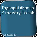 Zinskonto: Tagesgeld Vergleich icon