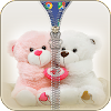 Teddy Bear Zipper-Verschluss
