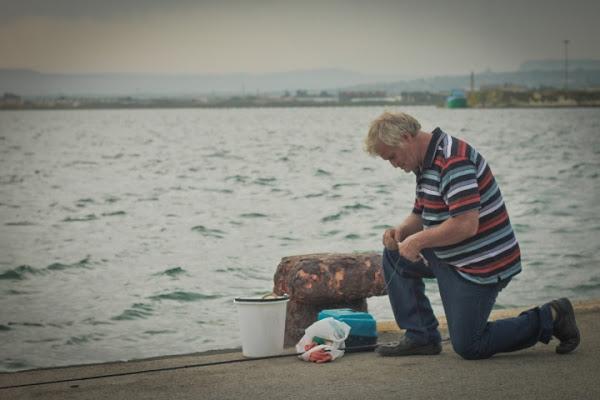 Il pescatore di alessio camiolo photography