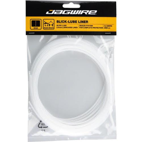 Jagwire Slick-Lube Liner for Elite Sealed Brake Housing Kit, 4 x 1600mm