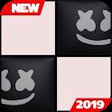 Marshmello Piano Tiles Game 2020 icon