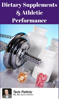 Dietary Supplements and Athletic Performance