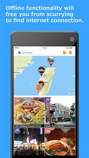 DiGTAIWAN! Taiwan Travel Guide 4.6.9 Windows u7528 2