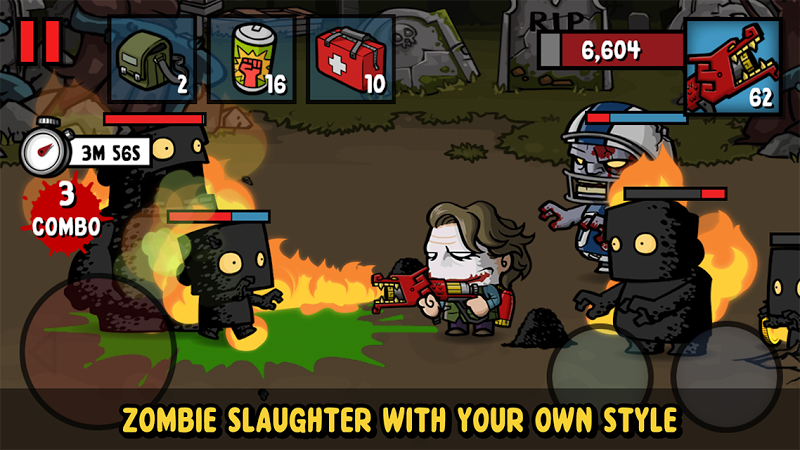 Zombie Age 3: Survival Rules Screenshot 1