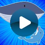 الحوت الأزرق Icon