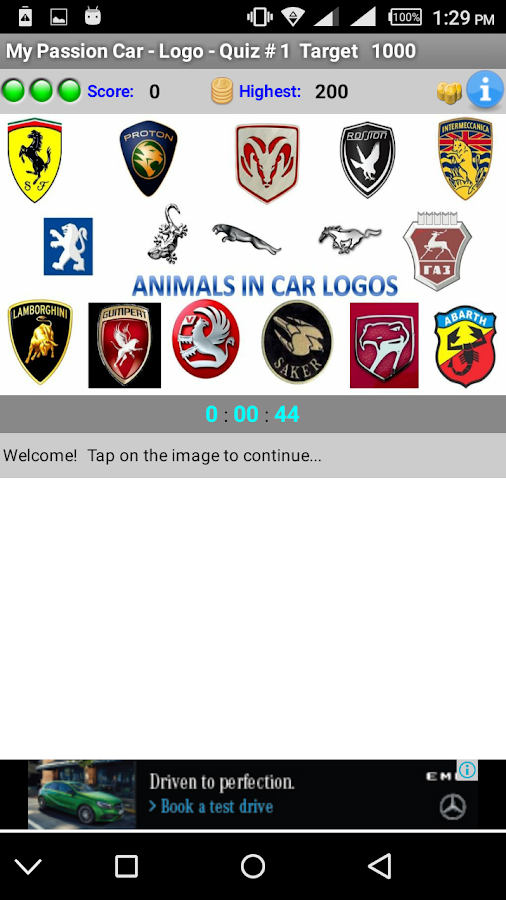 My Passion Car Logo Quiz Game Android Apps On Google Play - Car sign with namescharming logos and their companieson best buy logo with logos