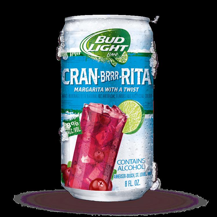 Logo of Bud Light Cran-Brrr-Rita
