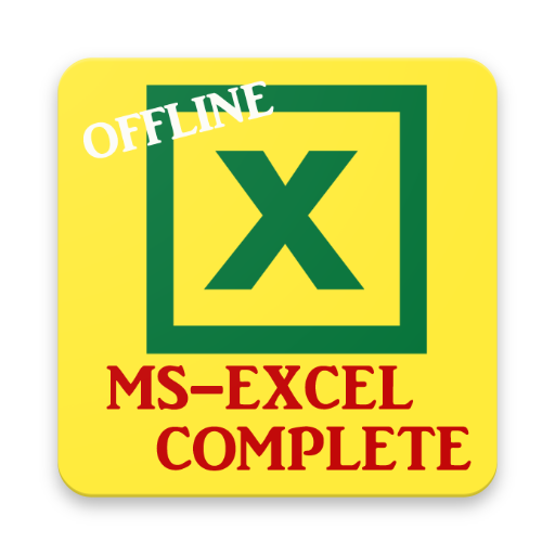 Learn MS Excel Full Course
