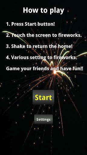 煙花屏幕惡作劇|玩休閒App免費|玩APPs