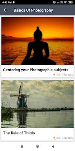 Download Photoholic - Photography Blogs, Stories, Tutorials For PC Windows and Mac apk screenshot 2