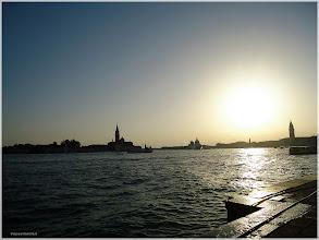 Photo: atardecer en Venecia. http://www.viajesenfamilia.it