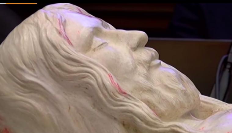 Mystery: 3-D image of Jesus Christ revealed