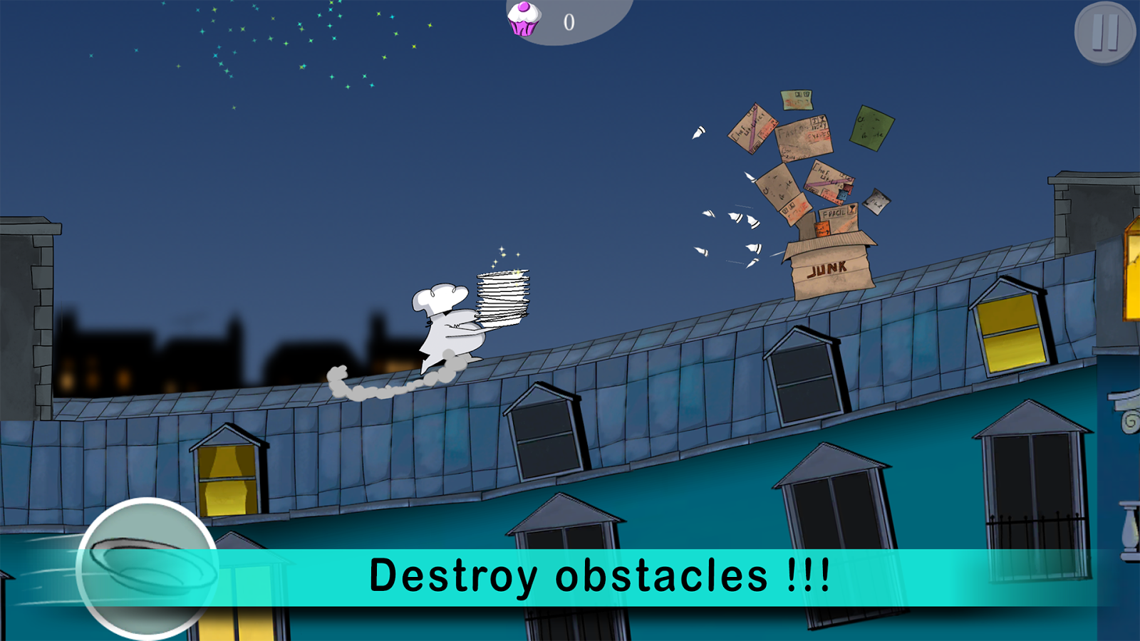 Angry Cheff Adventures- screenshot
