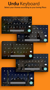 Urdu keyboard Pro 2018 اردو Emoji Phontic Keyboard - náhled