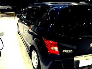 フリード GB3 1.5フレックスiエアロCVT  2009のカスタム事例画像 メネフネ🌴さんの2018年12月23日08:59の投稿