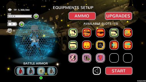 Enemy Gates Stealth War [Mod] Apk - Kẻ thù tàng hình